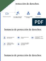 Instancia de protección de derechos y la estabilidad en el empleo