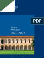 Piano strategico Universita degli Studi di Milano 2020_22_ agg_ottobre 2020