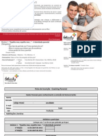 Coaching Parental - Flyer + Ficha de Inscrição
