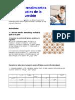 Actividades P2 matematica (Inversión financiera)