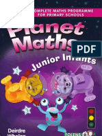 Planet Maths Junior Infants - Sample Pages