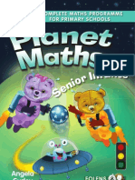 Planet Maths Senior Infants - Sample Pages