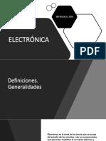 1. Intro Electrónica