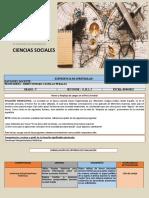 CIENCIAS SOCIALES - ACTIVIDAD 1-3º