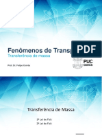 Introdução a Transferencia de Massa ENG 4281_A02_2018.2