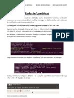 configuracion de servidor web y dominios virtuales