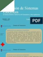 Clase 3 OSE 1-21 El Sistema Eléctrico Chileno