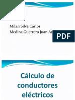 calculo de calibres de conductores