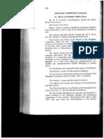 Published summary - Bruce Carson July 2nd 1981