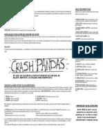 [FR] Crash Pandas