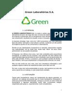 Caso Green Laboratórios