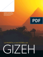 GIZEH - La Puerta a Las Estrellas