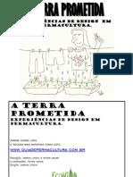 A TERRA PROMETIDA - Experiências de design em permacultura.