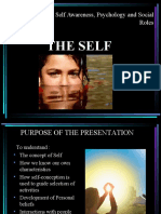 Self Awareness, Psychology and Social Roles