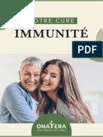 Votre Cure - Immunité (Onatera) (6 p.)