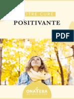 Votre Cure - Positivante (Onatera) (6 p.)