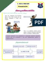 Fichas Comunicación - 18 de junio