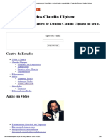 Aula de 05_09_1995 – Uma introdução à semiótica – primeiridade e segundidade « Centro de Estudos Claudio Ulpiano