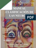 manual neurosis dsm