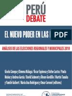 Perú Debate - El nuevo poder en las regiones