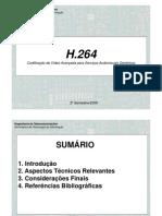 H.264 - TUTORIAL