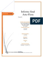 Informe final de GE2  Arteflora (1)