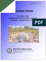 30495500-Pednis-Rehabilitasi-Jaringan-Irigasi-Desa-Jitut