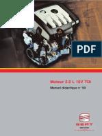 SSP099_fr Moteur 2.0L 16V TDI
