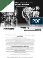 Manual de Armado Del Motor II