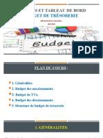 4.BUDGET DE TRESORERIE