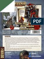 Pathfinder Guia Jugador Avanzada de Bolsillo