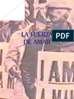 La fuerza de amar - Martin Luther King (En español)