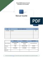DO-06- Rév 01-Manuel Qualité