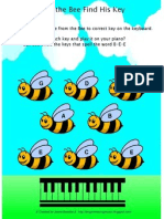 Help The Bee Find His Key