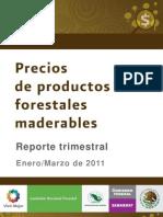 Precios de Productos Forest Ales 201103