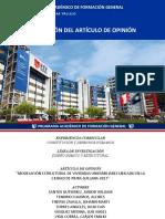 PPT ARTÍCULO DE OPINIÓN (1)