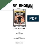 P-080 - Nas Cavernas dos Druufs - Kurt Mahr (1)