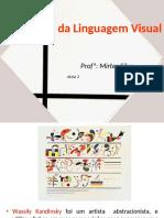 elemntos da linguagem visual AULA 2