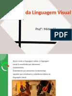 elementos da linguagem visual aula 1