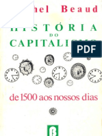 20 - A Historia do Capitalismo - Michael Beaud