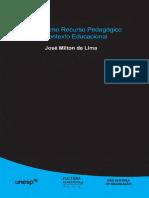 o Jogo Como Recurso Pedaggico No Contexto Educacional - Jos Milton de Lima