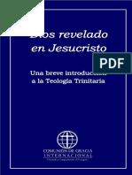 Dios revelado en Jesucristo