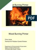 Wood Burning Primer