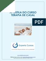 Apostila Do Curso Terapia de Casal - Aula 1 e 2