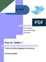 Präsentation_Twitter_Alberici, Derflinger, Wolf