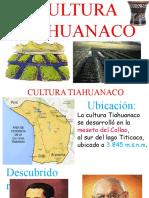 CULTURA TIAHUANACU