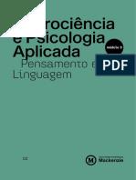 T2 - Ebook - Pensamento e linguagem