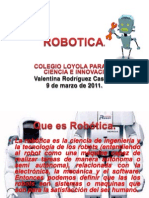ROBOTICA POWER POIND