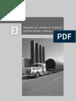 Transporte de Sustancias Químicas