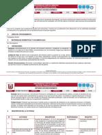 AP-MBU-TSO-PR-02 ESTUDIO SOCIOECONOMICO